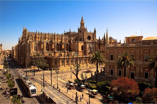 Seville Cathedral, things to do in seville