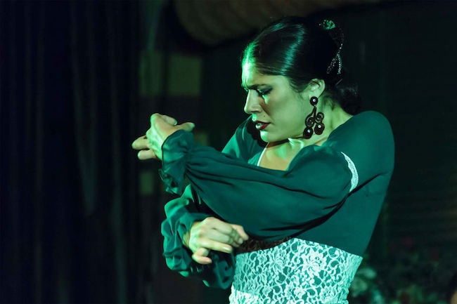 Flamenco Show in Seville, things to see in seville