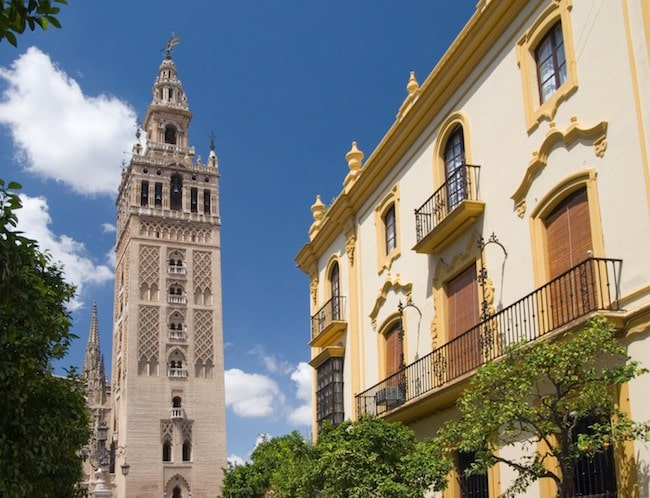 La Giralda seville, seville things to do