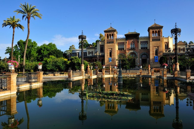 Maria Luisa Park seville, what to do in seville