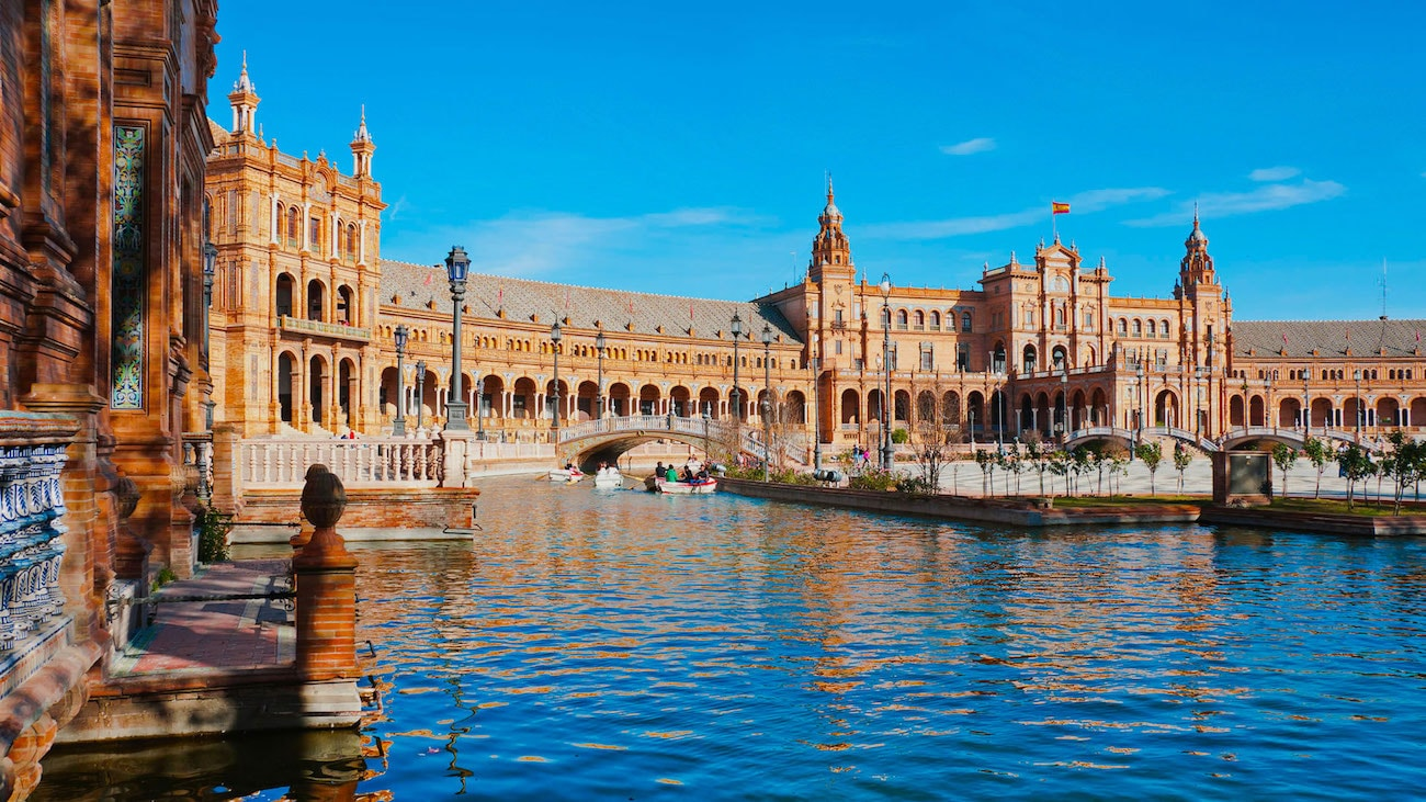 Plaza de España seville, things to do in seville spain