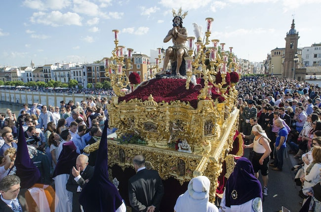 Holy Week Processions in Seville, seville points of interest